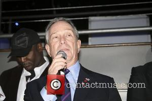 Mayor Michael Bloomberg Hearts 4 Haiti featuring held at Arena Event Space New York City, USA - 20.01.10