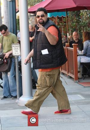 Heavy D leaving a pharmacy in Beverly Hills Los Angeles, California, USA - 14.01.11