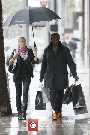 Heidi Klum, Seal and The Rain