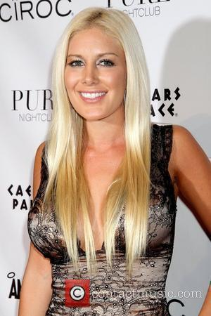Heidi Montag: 'I'm Not Checking In For Celebrity Rehab, But I Will Be Watching'