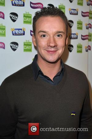 Russell Watson Help for Heroes Day at Smooth Radio. London, England - 16.11.10