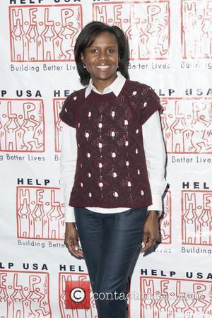 Deborah Roberts  The HELP USA & The Oneida Indian Nation's Thanksgiving meal serving event at the HELP USA RFK...