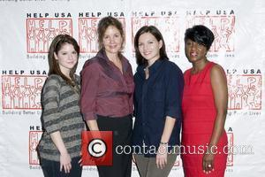 Margaret Colin and Genesis