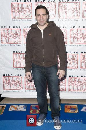 Mario Cantone  The HELP USA & The Oneida Indian Nation's Thanksgiving meal serving event at the HELP USA RFK...