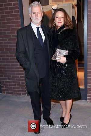 John Slattery and Talia Balsam