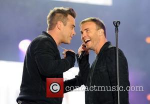 Robbie Williams, Gary Barlow