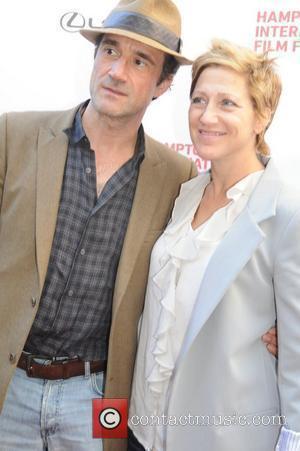 Elias Koteas and Edie Falco