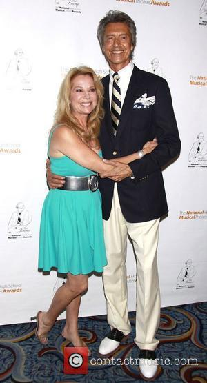 Kathie Lee Gifford and Tommy Tune  The 2nd Annual National High School Musical Theater Awards held at the Marquis...