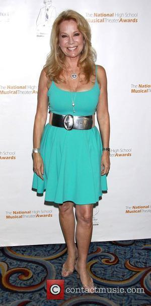Kathie Lee Gifford  The 2nd Annual National High School Musical Theater Awards held at the Marquis Theatre. New York...