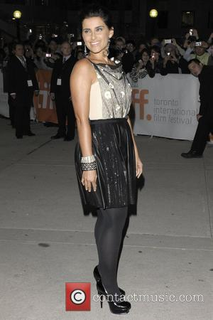 Nelly Furtado   'Score: A Hockey Musical' premiere arrival at the Royal Thomson Hall during the 2010 Toronto International...