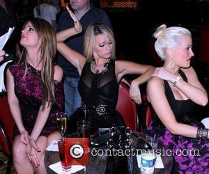 Laura Croft, Angel Porrino, Holly Madison and Las Vegas