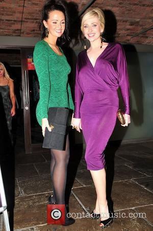 Jennifer Metcalfe and Gemma Merna