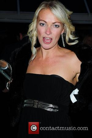 Terri Dwyer  Hollyoaks Charity Ball held at Chester Racecourse Chester, England - 18.09.10