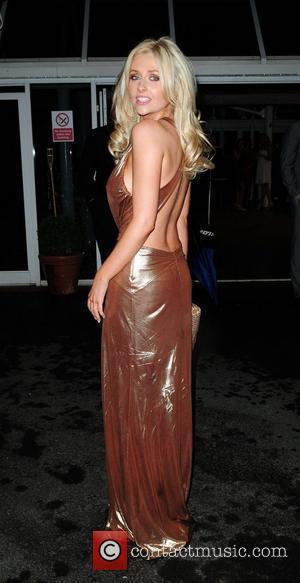 Gemma Merna Hollyoaks Charity Ball held at Chester Racecourse Chester, England - 18.09.10