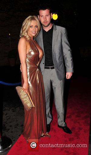 Gemma Merna and Ian Minton Hollyoaks Charity Ball held at Chester Racecourse Chester, England - 18.09.10