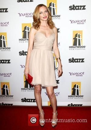 Heather Graham, Beverly Hilton Hotel