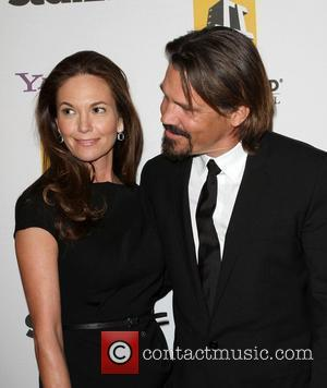 Diane Lane and Josh Brolin 14th Annual Hollywood Awards Gala presented by Starz held at The Beverly Hilton hotel Beverly...