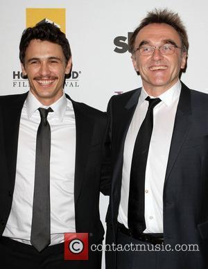 James Franco and Danny Boyle