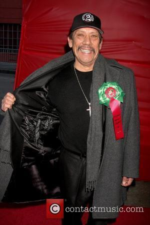 Danny Trejo The Hollywood Christmas Parade held at Author Services - Arrivals Hollywood California - 28.11.10
