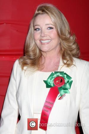 Melody Thomas Scott The Hollywood Christmas Parade held at Author Services - Arrivals Hollywood California - 28.11.10