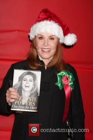 Stefanie Powers The Hollywood Christmas Parade held at Author Services - Arrivals Hollywood California - 28.11.10