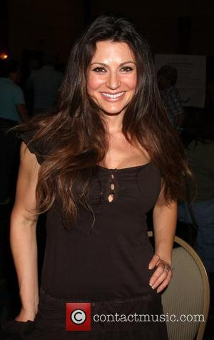 Cerina Vincent The Hollywood Show at the Marriott Hotel in Burbank  Los Angeles, California, USA - 24.07.10