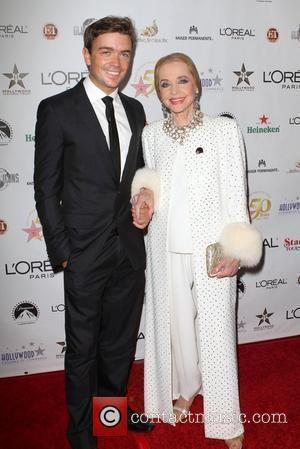 Anne Jeffreys and Emrhys Cooper