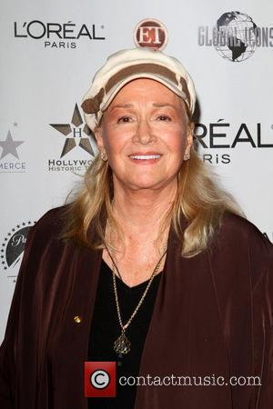 Diane Ladd the 50th anniversary birthday bash for the Hollywood Walk of Fame Held On the Walk of Fame Hollywood...