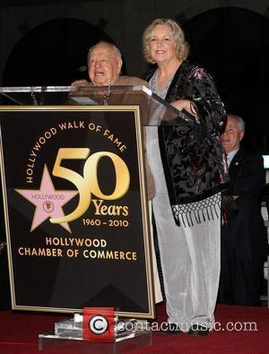 Mickey Rooney and Connie Stevens