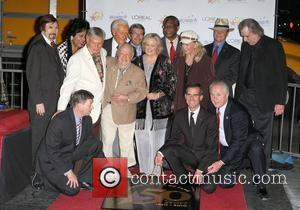 Roger Williams, Bob Barker, Diane Ladd, Jan Rooney and Jim Ladd