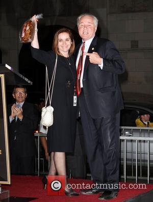 Tom LaBonge and Anna Martinez