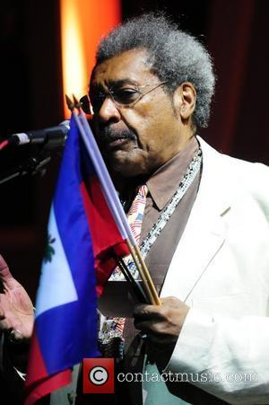Don King 'Hope for Haiti Now: A Global Benefit for Earthquake Relief' at Bongos in Miami.  Florida, USA -...