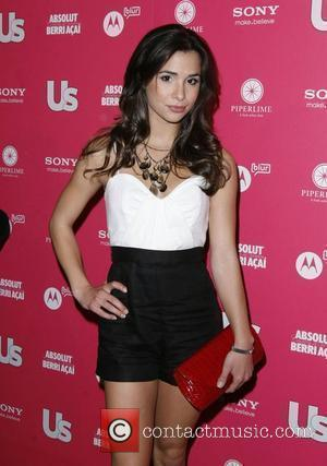 Josie Loren US Weekly Annual Hot Hollywood Style Issue Event held at Drai's Hollywood Los Angeles California - 22.04.10