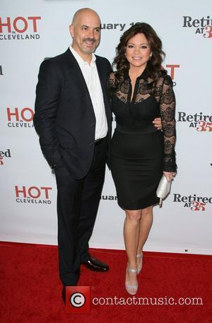 Valerie Bertinelli and Guest TV Land's Hot In Cleveland / Retired At 35 Premiere Party held at the Sunset Tower...