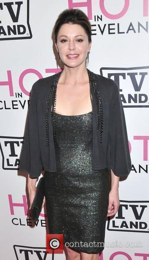 Jane Leeves attend the 'Hot in Cleveland' premiere at the Crosby Street Hotel New York City, USA - 14.06.10