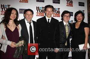 Crispin Glover, Clark Duke and Producers