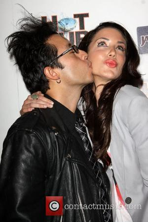 Efren Ramirez and Dorothy Valentine