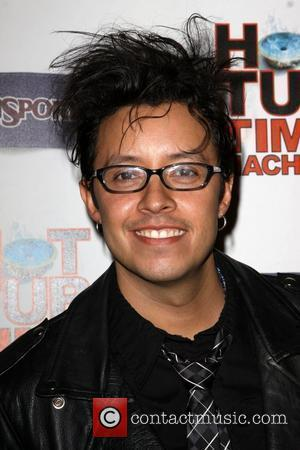 Efren Ramirez MGM & United Artisits' 'Hot Tub Time Machine' after party, held at Cabana Club in Hollywood Los Angeles,...
