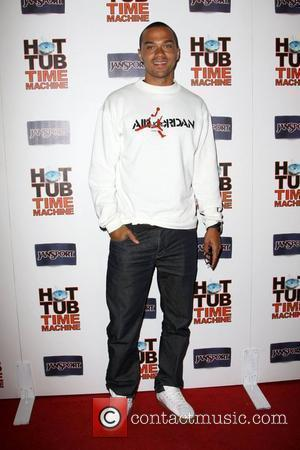 Jesse Williams MGM & United Artisits' 'Hot Tub Time Machine' after party, held at Cabana Club in Hollywood Los Angeles,...