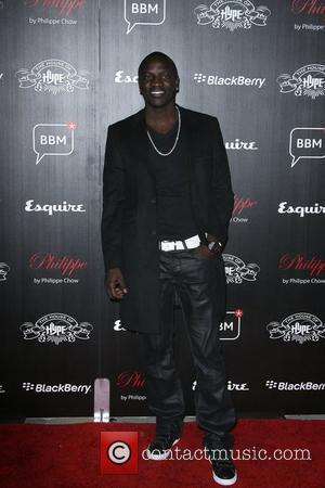Akon House of Hype VMA 2010 Hospitality and Ultra Lounge held at a Private Residence  Beverly Hills, California -...