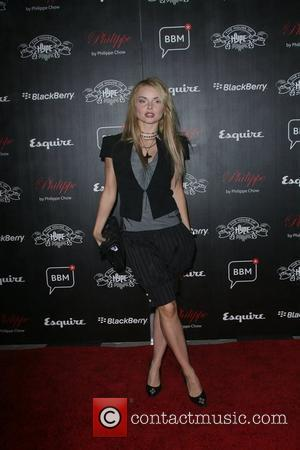 Izabella Miko House of Hype VMA 2010 Hospitality and Ultra Lounge held at a Private Residence  Beverly Hills, California...