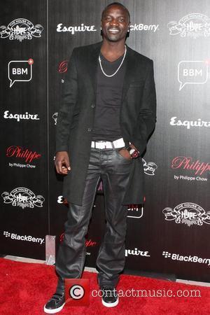 Akon: 'I'm Bieber's Dad'