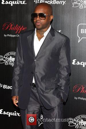 Jermaine Dupri House of Hype VMA 2010 Hospitality and Ultra Lounge held at a private residence in Beverly Hills Los...