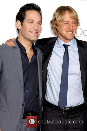 Paul Rudd and Owen Wilson