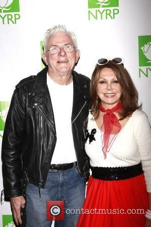 Phil Donahue and Marlo Thomas as The Fonz and Laverne Bette Midler's New York Restoration Project Benefit Gala 'Hulaween' held...