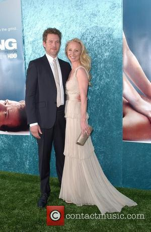 James Tupper, Anne Heche Los Angeles Premiere 'Hung' Season Two at Paramount Studios - Arrivals Los Angeles, California - 23.06.10