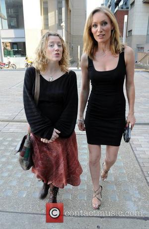 Kirsten Sheridan and Victoria Smurfit