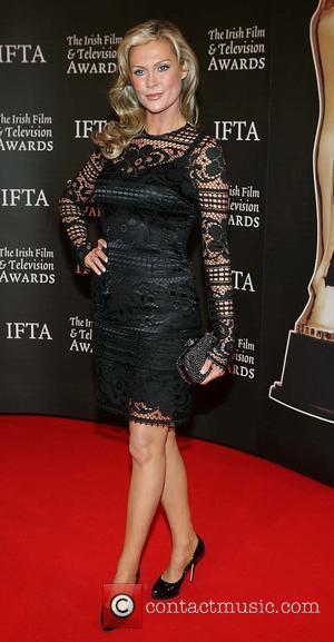 Alison Doody Irish Film and Television Awards 2010 (IFTAs) at the Burlington Hotel - Arrivals Dublin, Ireland - 20.02.10