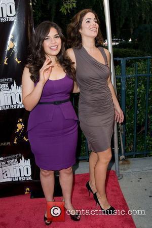 America Ferrera and Anna Ortiz