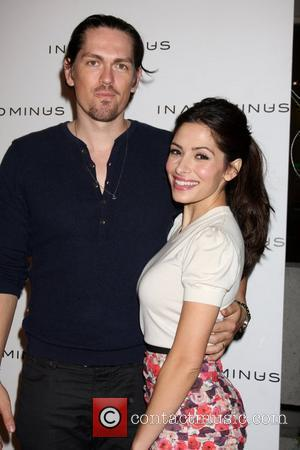 Steve Howey, Sarah Shahi  The In Add Minus LA Store Launch Party at 5900 Wishire Blvd  Los Angeles,...